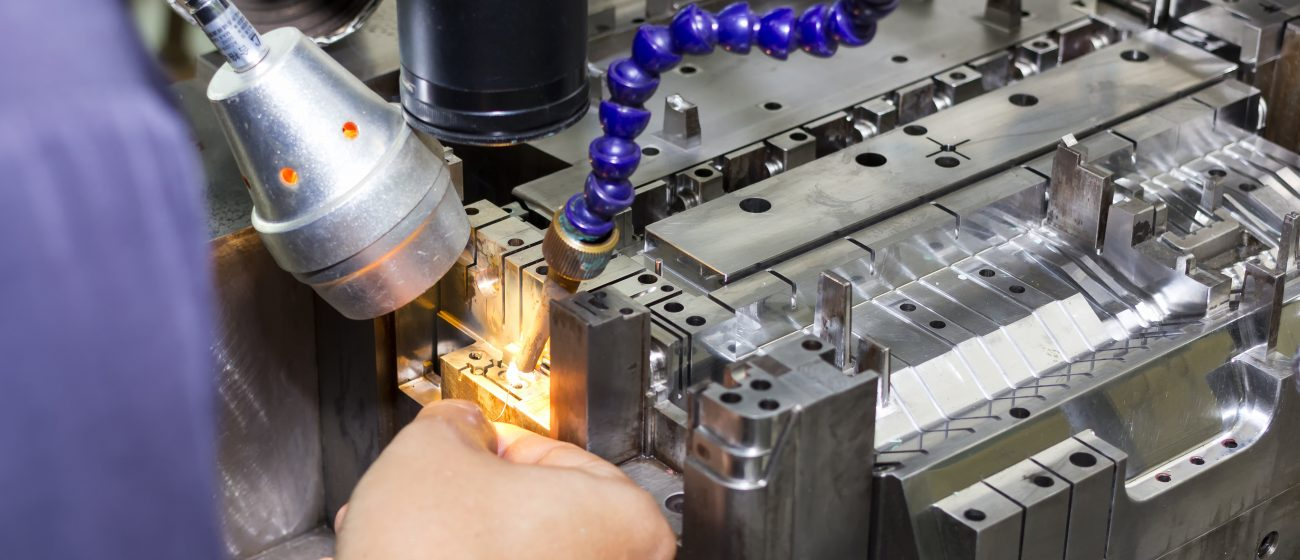 Repair of Injection Mould Tools UK